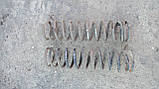 Пружини задні на гольф 3, фото 3