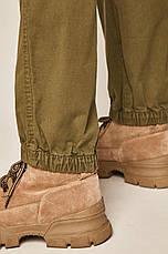 Брюки женские с карманами карго XS, фото 2