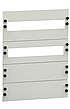 Шафа настінна металева ІР66 400*400*200, серія MHS, фото 4