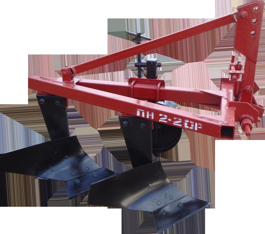 Плуг для мінітрактора ПН-2-20 Р