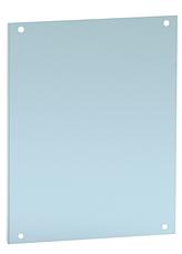 Шафа настінна металева ІР66 500*400*150, серія MHS, фото 3