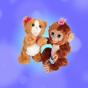 Интерактивные игрушки FurReal