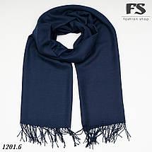 Стильный шарф из пашмины, фото 3