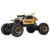 Машинка на радиоуправлении Monster Truck Flytec 9118, желтая, фото 2