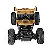 Машинка на радиоуправлении Monster Truck Flytec 9118, желтая, фото 3