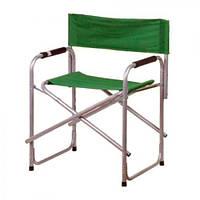 Кресло раскладное рыбацкое (алюминиевый каркас) HLV WHW13615-3 58x48x78 см Green