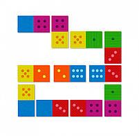 """Настольная Обучающая Игра DoDo  """"Домино Классическое"""" 28 карточек  (300225), фото 2"""