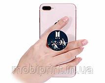 Попсокет (Popsockets) держатель для смартфона BTS (4078-1052)