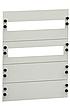 Шафа настінна металева ІР66 600*500*200, серія MHS, фото 4