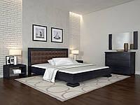 Кровать Arbor Drev Монако бук 160х200, Венге