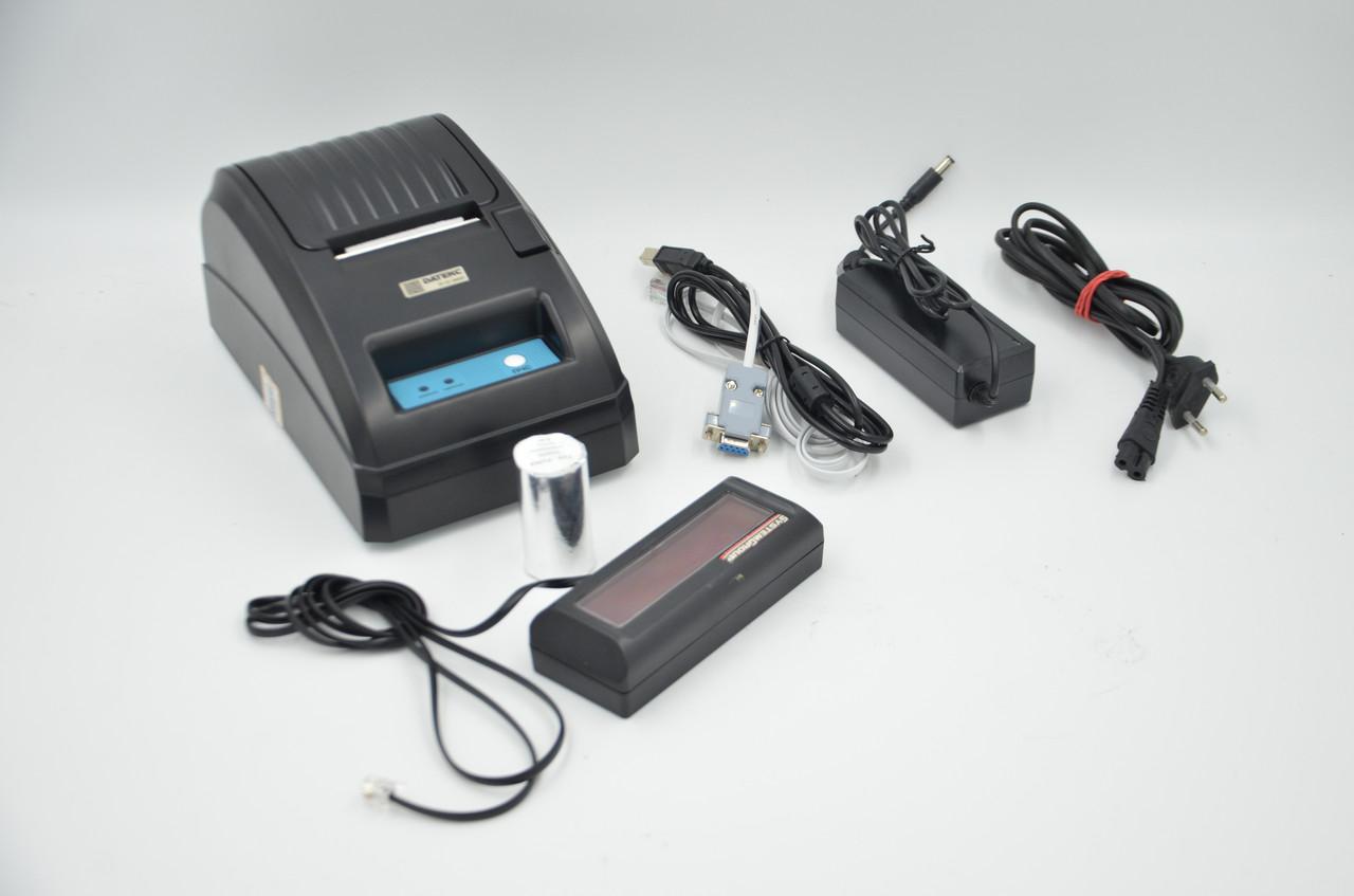 Фискальный аппарат Datecs FP-101 Smart