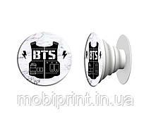 Попсокет (Popsockets) держатель для смартфона BTS (4078-1051)