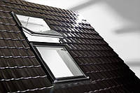 Вікно мансардне Designo WDT R45 H N AL 09/11 E