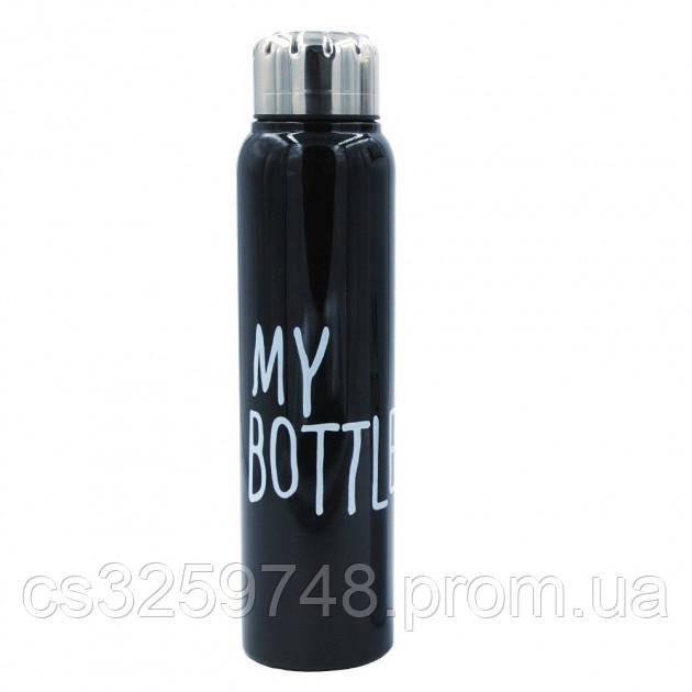 Термос My Bottle 380 мл Black