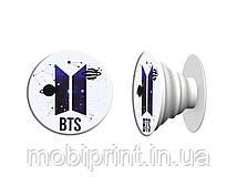 Попсокет (Popsockets) держатель для смартфона BTS (4078-1050)
