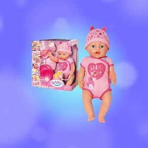 Куклы baby-born