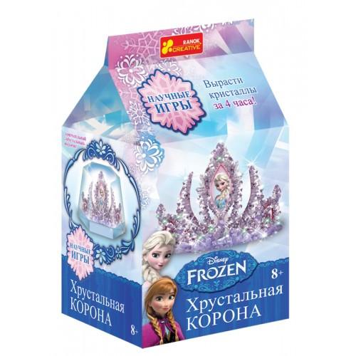 Научная игра Хрустальная корона Frozen Ранок  12162031Р