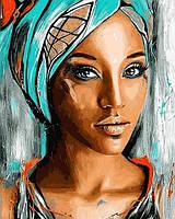 Картины по номерам 40×50 см. Восточная красавица Художник Siena Summers, фото 1