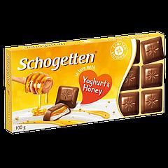 Шоколад Schogetten YOGHURT&HONEY 100г (1уп/15шт)