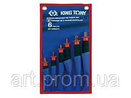 Набор выколоток с протектором KING TONY 1006GPN