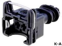 Разьем 2-х контактный форсунок двигателя ВАЗ