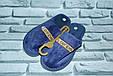 Тапочки домашние мужские стильные размер 40-45 купить оптом со склада 7км Одесса, фото 2
