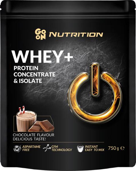 GoOn Nutrition Whey - 0,75 кг - ваниль - карамель