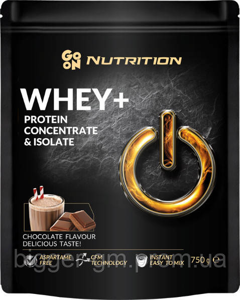 GoOn Nutrition Whey - 0,75 кг - натуральный