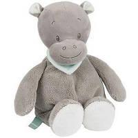 М'яка іграшка Nattou Гіпопотам Іполит 24 см (963022)