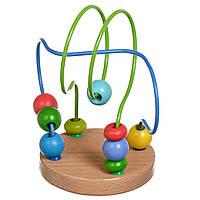 Іграшка з дерева Світ дерев'яних іграшок Лабіринт 7 (Д195)