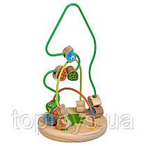Іграшки з дерева Світ дерев'яних іграшок Лабіринт Чудо дерево (Д400)