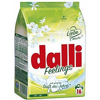 Стиральный порошок Dalli Feelings  для стирки белого и светлого белья, 1.04 кг (16 стирок)