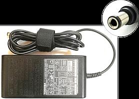 Блок питания Toshiba 75W 15V 5A 011679-00 (PA3083U-1ACA) 6,3х3,0мм Б/У