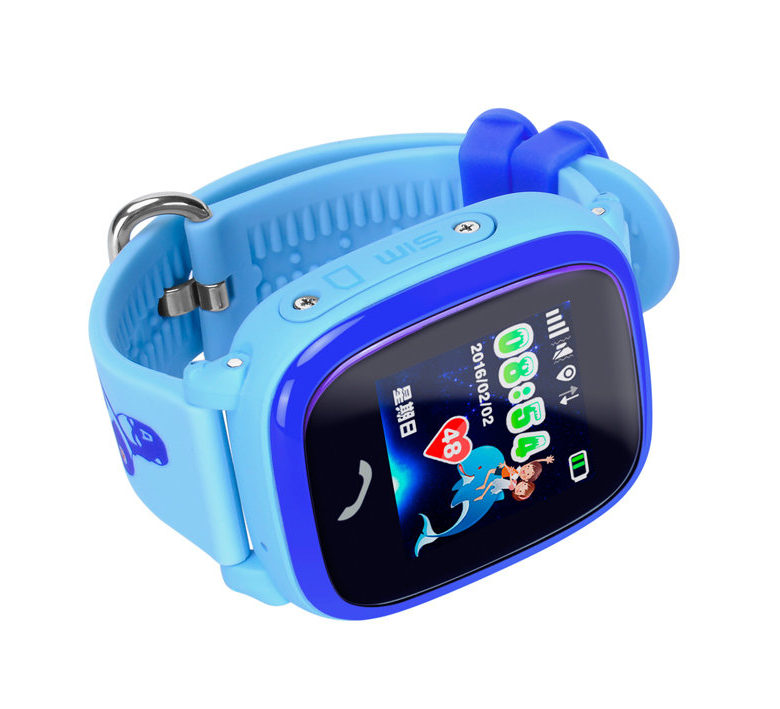Детские часы Smart Baby watch Q523 Blue