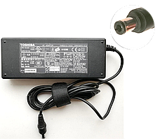 Блок питания Toshiba 75W 15V 5A 021119-00 (PA3201U-1ACA) 6.3х3.0мм Б/У