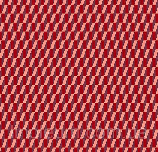 Ковролин флокированное покрытие Flotex vision pattern 900004 Lattice Orange