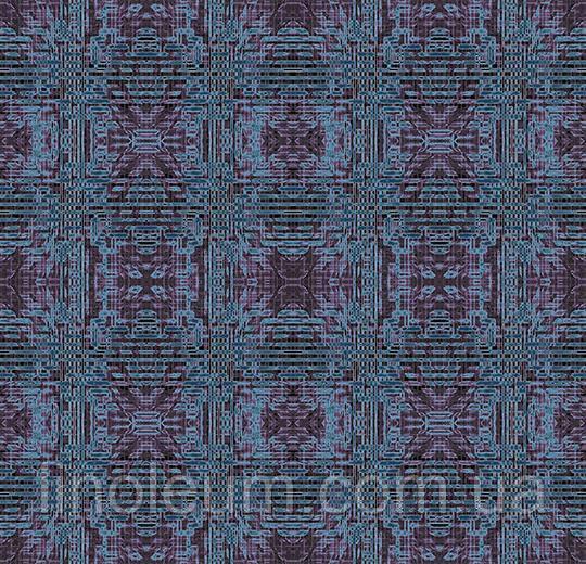 Ковролин флокированное покрытие Flotex vision pattern 750001 Matrix Berry