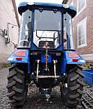Трактор с кабиной DongFeng 404DHLC, фото 4