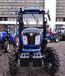 Трактор с кабиной DongFeng 404DHLC, фото 3