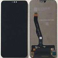 Дисплейный модуль Huawei Honor 8X + touchscreen black