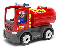 Іграшка MultiGo Машина - цистерна (6409097)
