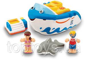 Іграшка WOW TOYS Danny's Diving Adventure Підводні пригоди Данні іграшки для купання (04010)