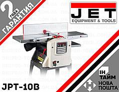 Фуговально рейсмусовый станок JET JPT-10B