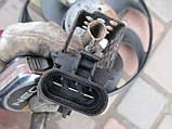 Вентилятор основного радиатора для Opel Astra G Zafira A, 24431829, 90570745, 0130303275, 0130303248, фото 4
