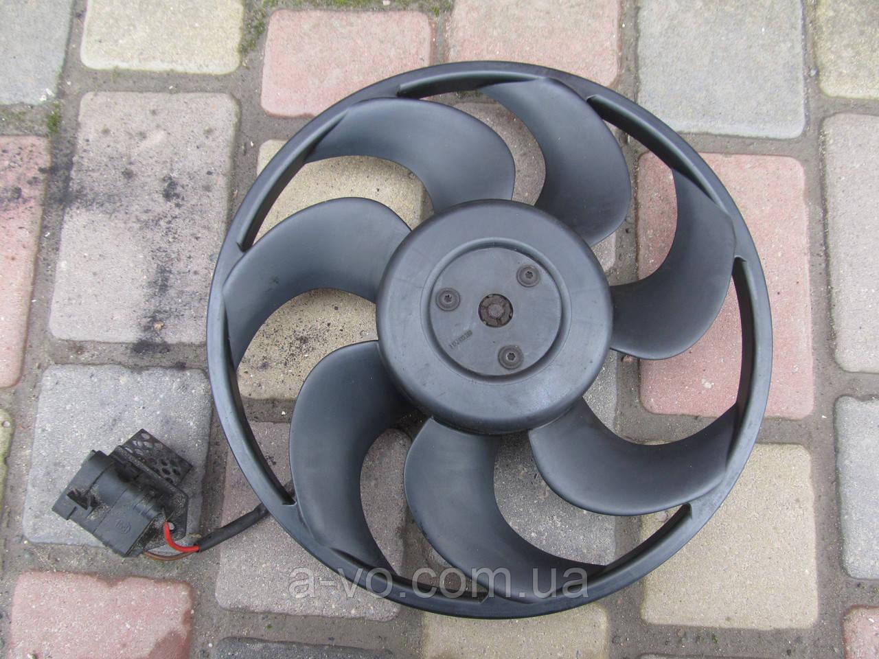 Вентилятор основного радиатора для Opel Astra G Zafira A, 24431829, 90570745, 0130303275, 0130303248