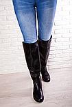 Жіночі шкіряні ботфорти Sollorini, фото 2