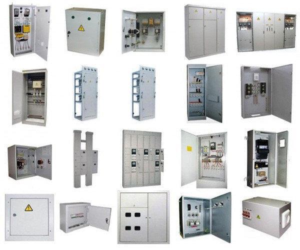 Производство вводно-распределительных устройств ВРУ, щитов автоматики и управления, распределительных щитов