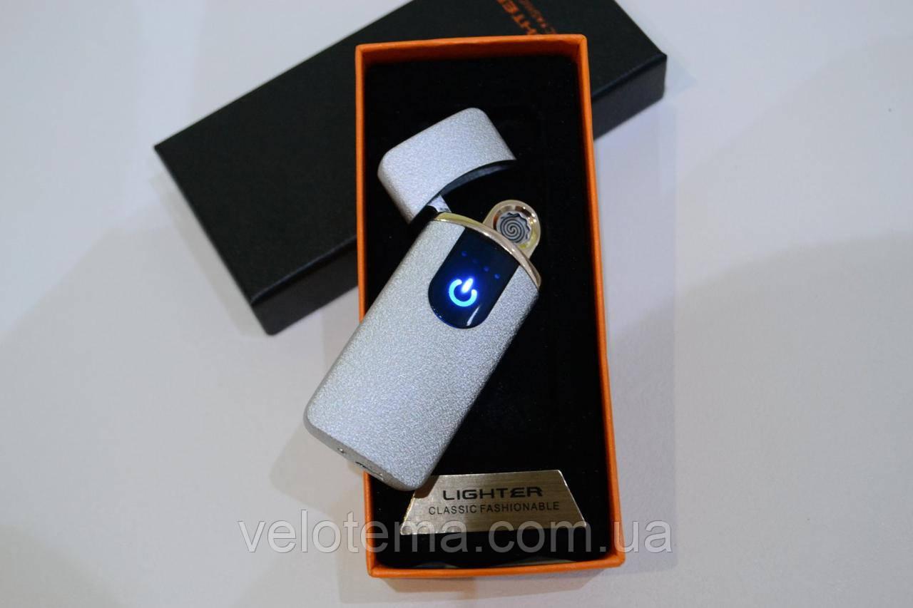 Електроімпульсна електронна запальничка запальничка спіраль USB