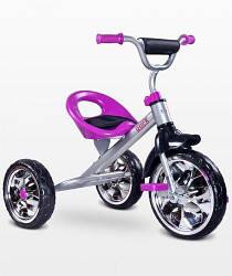 Велосипед 3-х кол. Caretero York purple