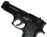 Стартовый пистолет Ekol Firat Magnum (черный), фото 5
